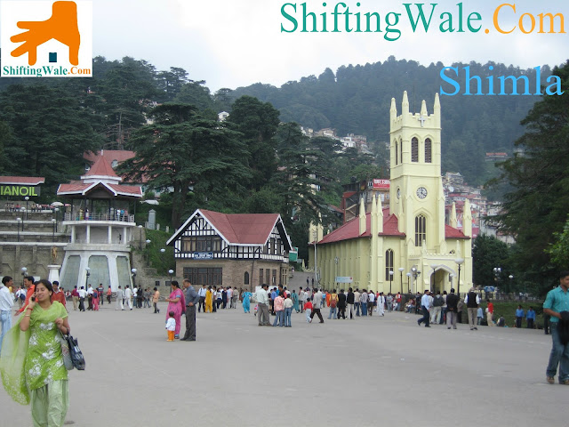 Packers and Movers Services from Ghaziabad to Shimla, Household Shifting Services from Ghaziabad to Shimla