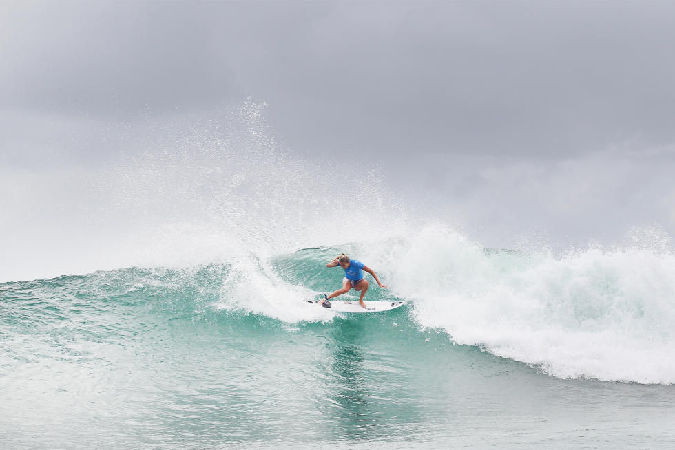 19 Stephanie Gilmore 2016 Roxy Pro Gold Coast Fotos WSL Kelly Cestari