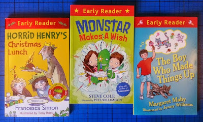 Selection of Early Readers for beginners from Orion Books