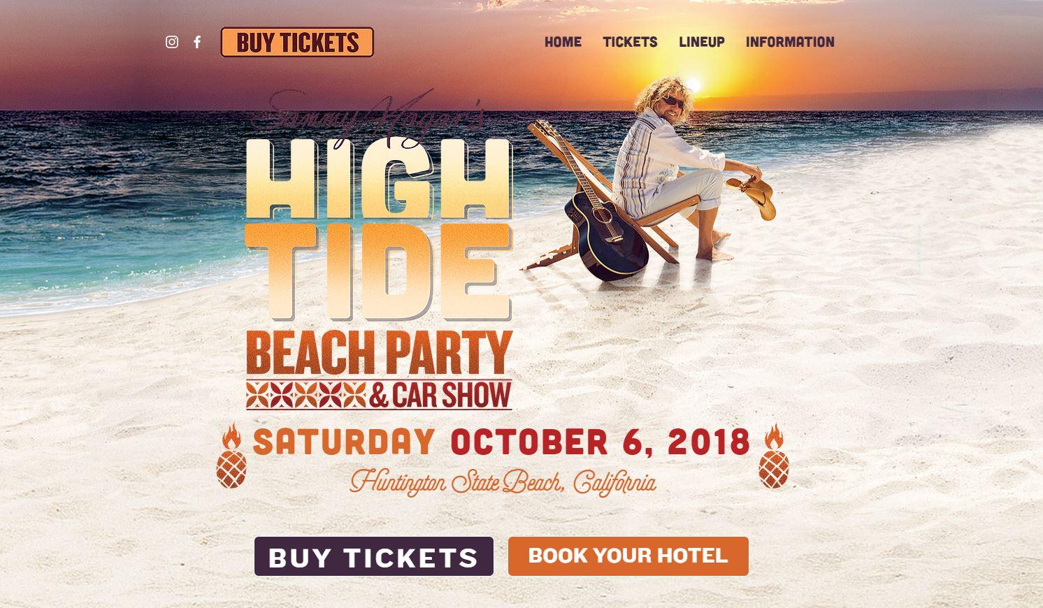 Just A Car Guy News Flash Huntington Beach Car Show In October - Car show huntington beach