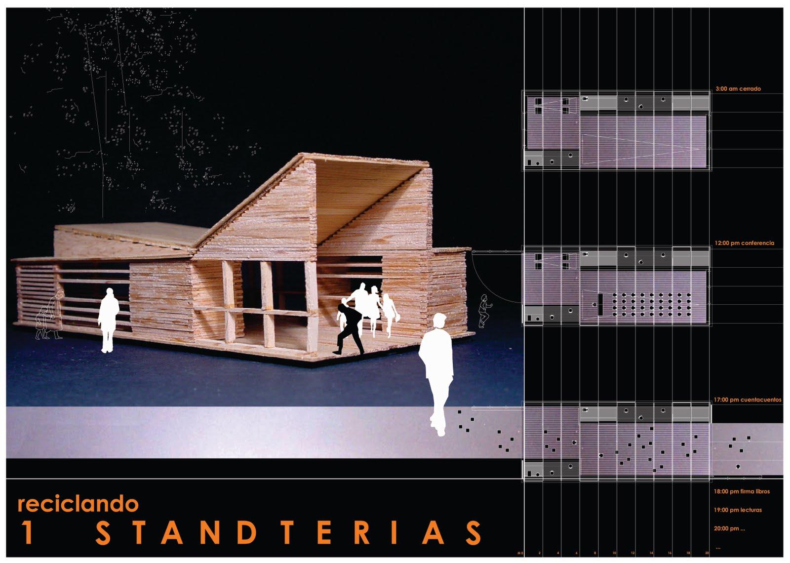 Reciclando standterias dg arquitecto valencia - Trabajo arquitecto valencia ...