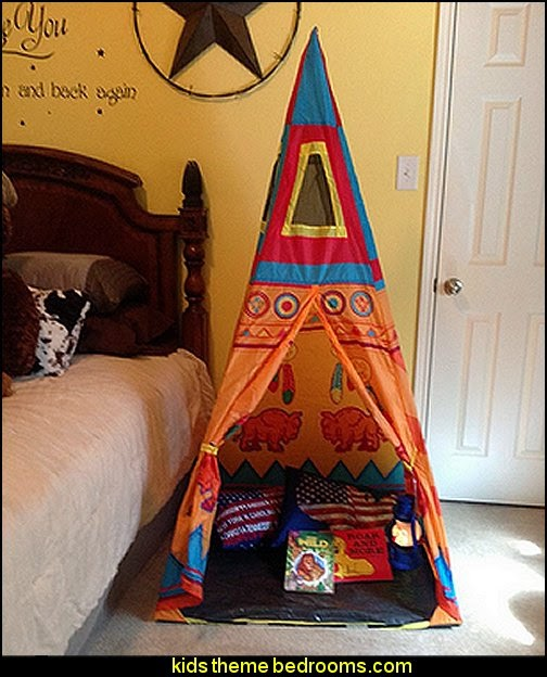 Southwestern - American Indian theme bedrooms - mexican rustic style decor - wolf theme bedrooms - Santa Fe style - wolf bedding - Tipis, Tepees, Teepees - Decal sticker wolf - wolf wall mural decals - birch tree branches - cactus decor - Aztec print