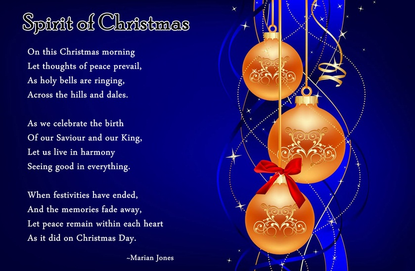 Religious Christmas Poems.Merry Christmas Poems 2019 Funny Christmas Poems For