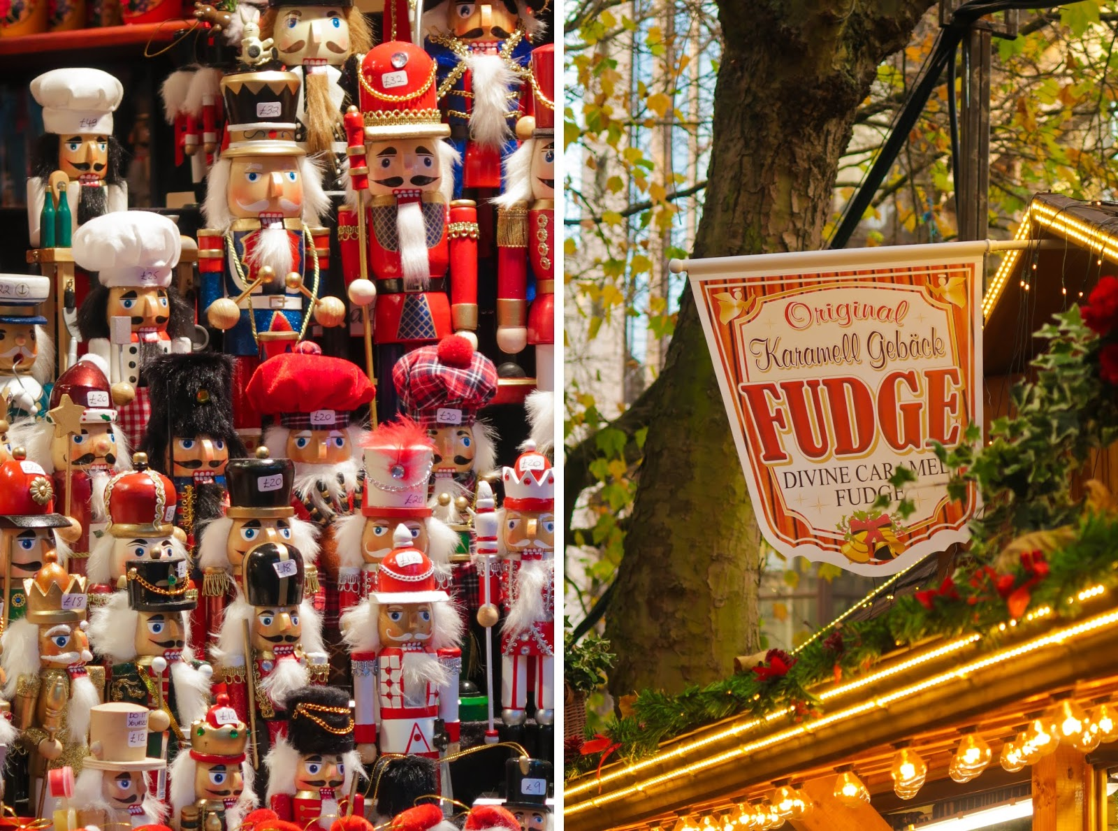 German Christmas Market Birmingham 2016