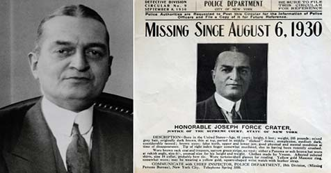 Famous People who Disappeared Mysteriously Part 1