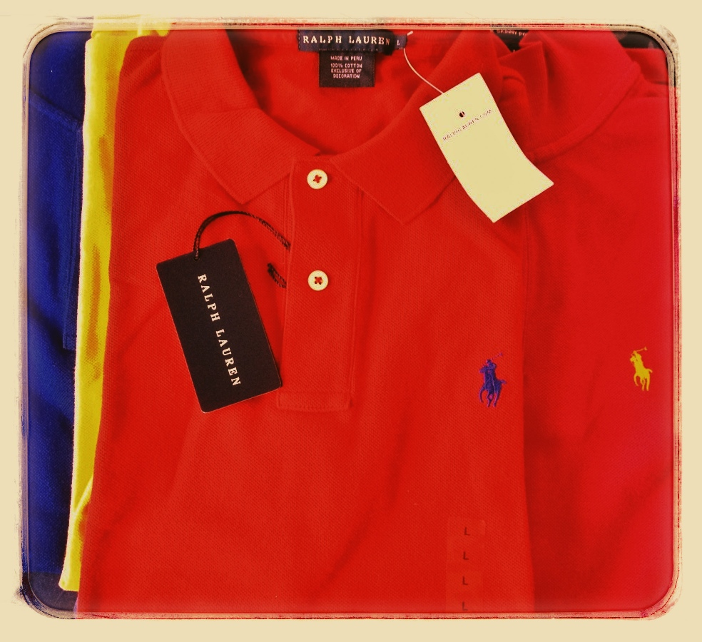 Well known Haul: Ralph Lauren Polo Shirts DB32