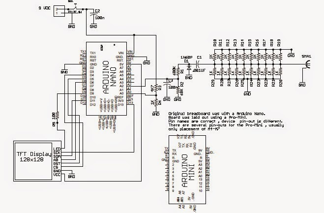 50 volt voltage divider circuit diagram