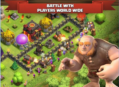 Clash of Clans Apk4