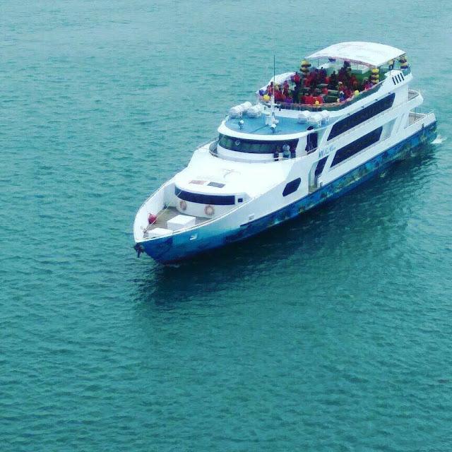 MV Sea View Mini Cruise Batam