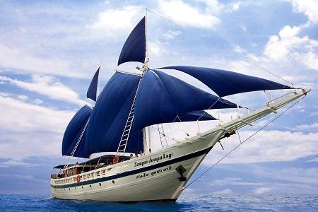 Perahu Legendaris Dari Sulawesi Selatan