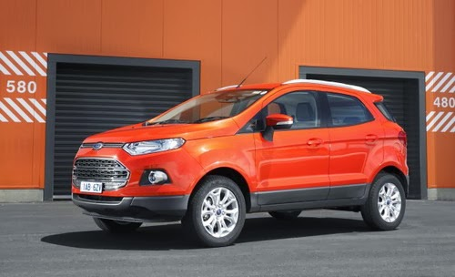 Ford EcoSport Indonesia
