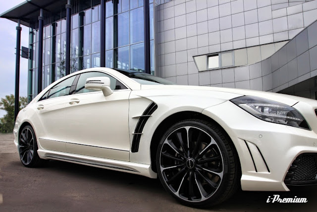 mercedes cls tuning