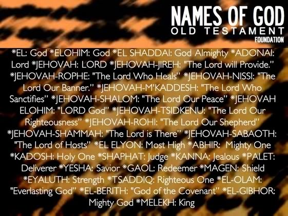Names Of God: Relevancy22: Contemporary Christianity: Post-Evangelic