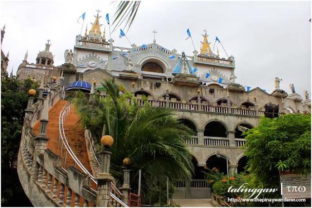 cebu solo trip to the miraculous shrine of simala in sibonga