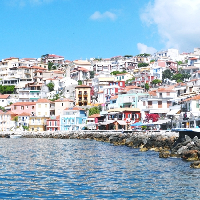 Jelena Zivanovic Instagram @lelazivanovic.Glam fab week.Parga travel guide.Parga vodic.