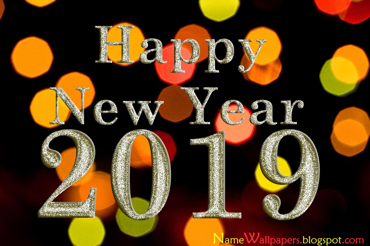 Happy New 2019 New Year Images and Wallpapers Download