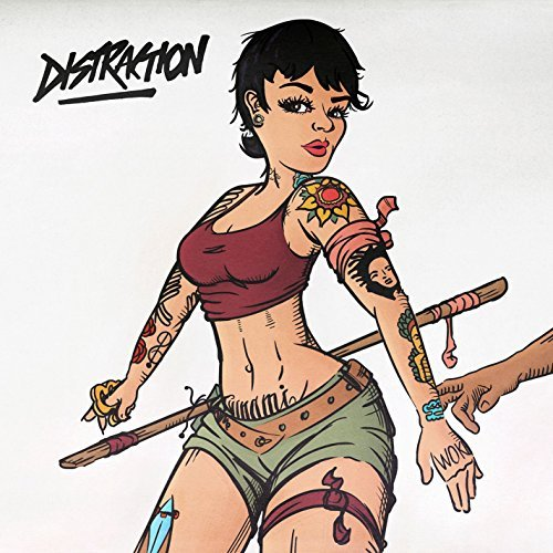 Kehlani	 Distraction