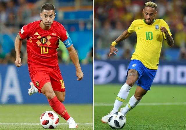 Brazil Harus Terima Kekalahan Dari Bergia 1-2