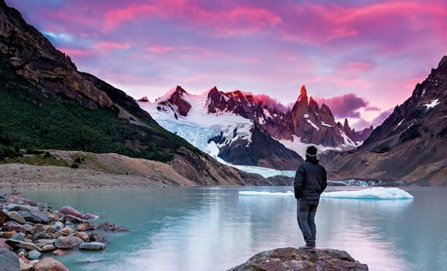 Geoturismo en la Patagonia
