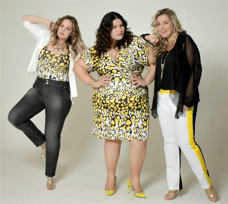 Rouge Marie Moda Plus Size
