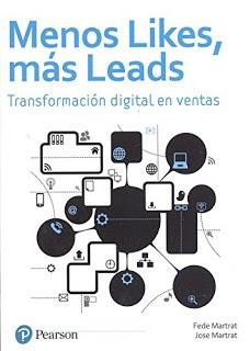 Portada libro Menos likes, más leads