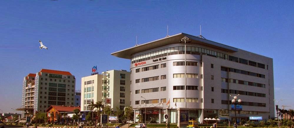 Cho thuê văn phòng Toyota Mỹ Đình