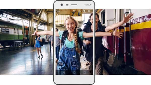 Kamera Nokia 2