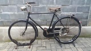 BURSA SEPEDA ANTIK : Jual Sepeda Jengki Antik Jepang