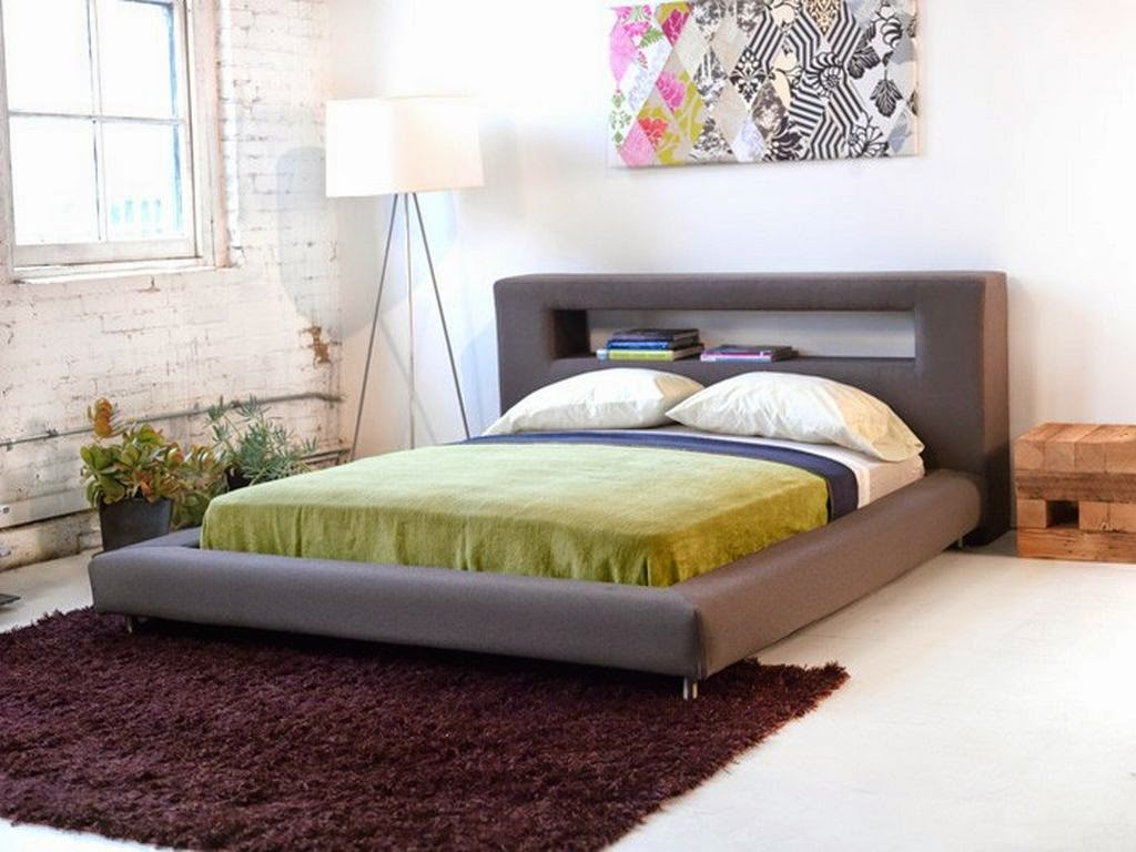 Storage Headboard Ideas - Art Interior Designs Ideas