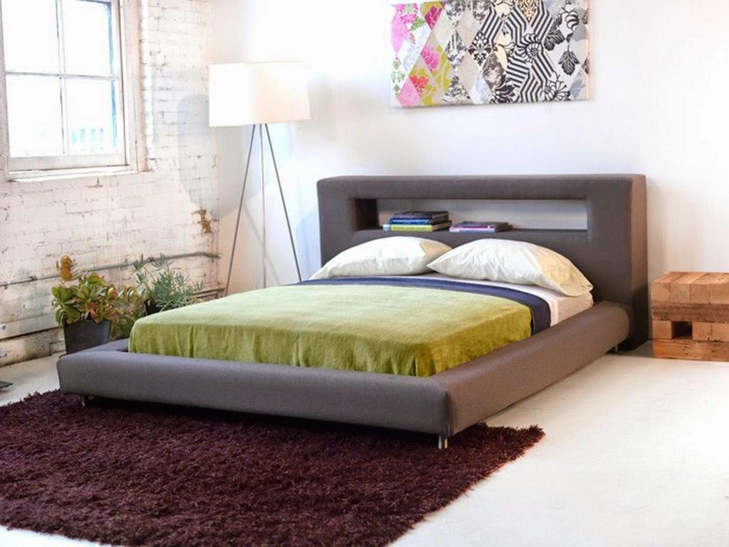 Storage Headboard Ideas - Art Interior Designs Ideas