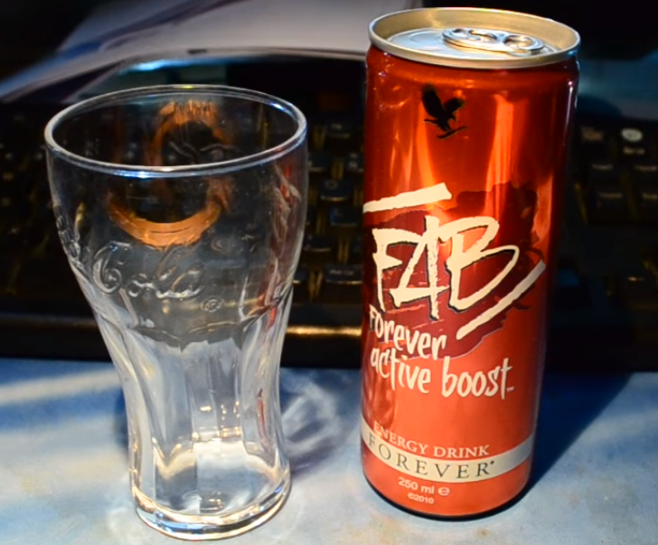 10 Reasons to Drink FAB - Forever Active Boost