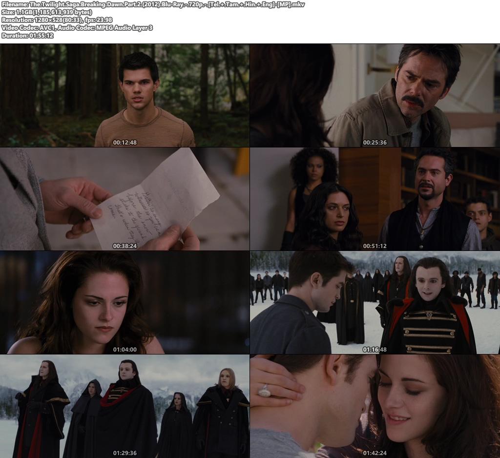 The Twilight Saga: Breaking Dawn – Part 2 2012 Multi Audio [Hindi-Tamil-Telugu-English]