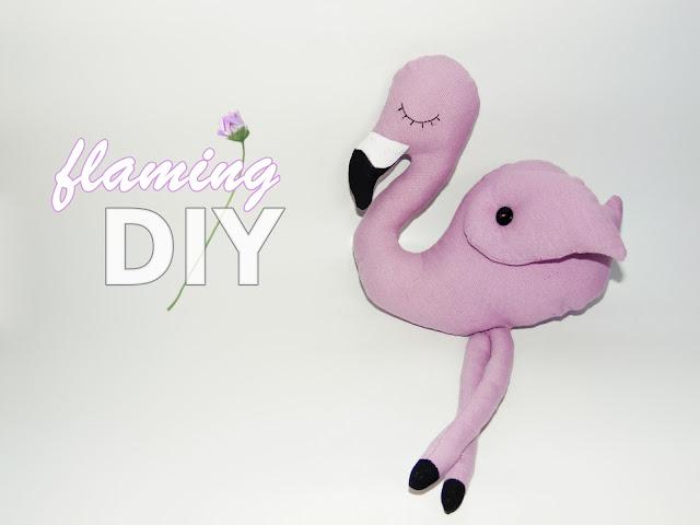 jak uszyć flaminga