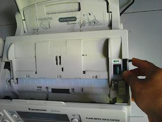isi ulang tinta fax panasonic kx-fp701 seri 3