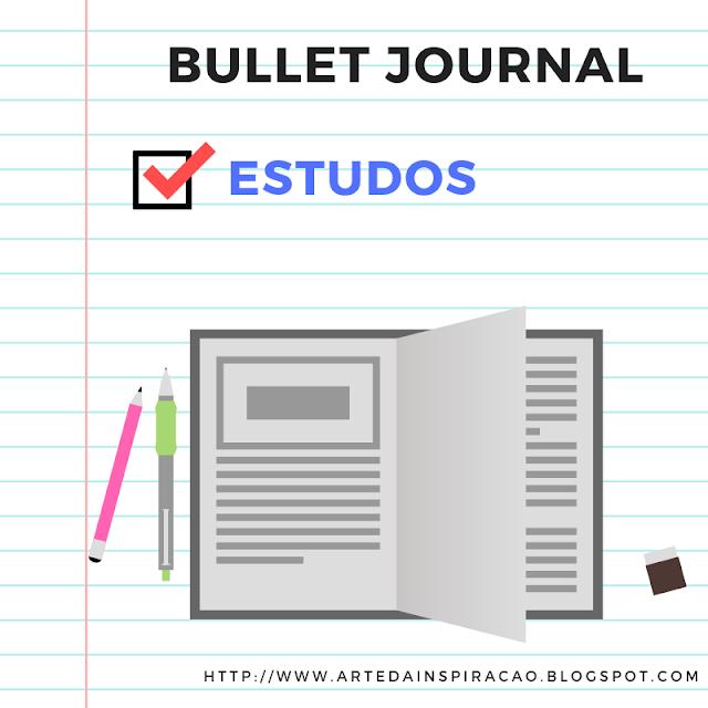 Bullet, Journal, Estudos, Estudante, Estudar, Dicas, Organizar, Organização