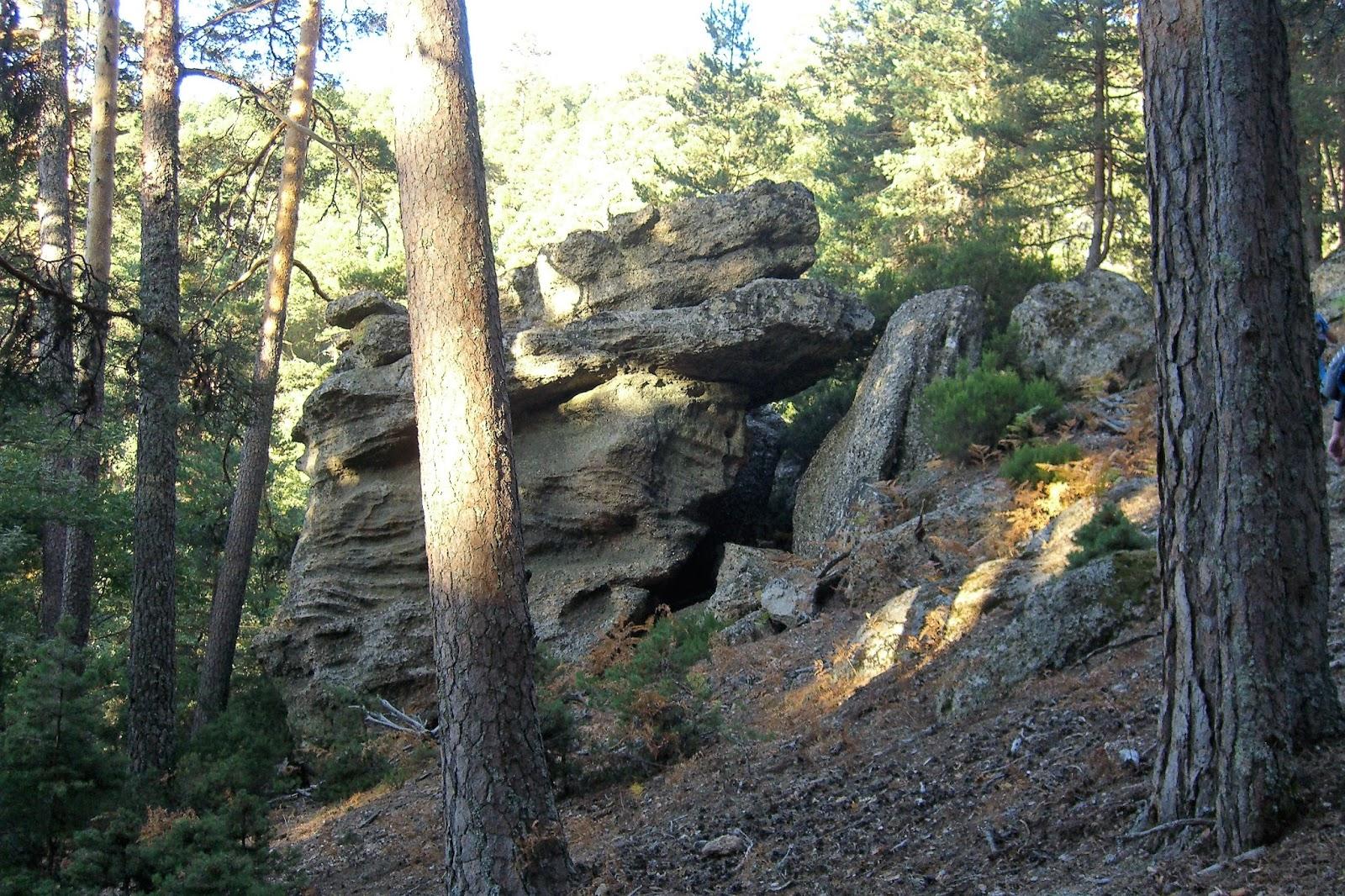 Soria Paso A Paso Castroviejo Y Cueva Serena # Muebles Duruelo De La Sierra