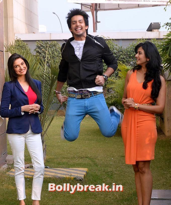 Yaariyan Star Cast Promote their film Photos, Rukul Preet Singh Promotes Film Yaariyan