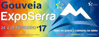 Programa Exposerra 2017 em Gouveia