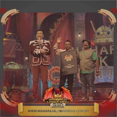 Video Penuh Maharaja Lawak Mega 2018 Minggu 3