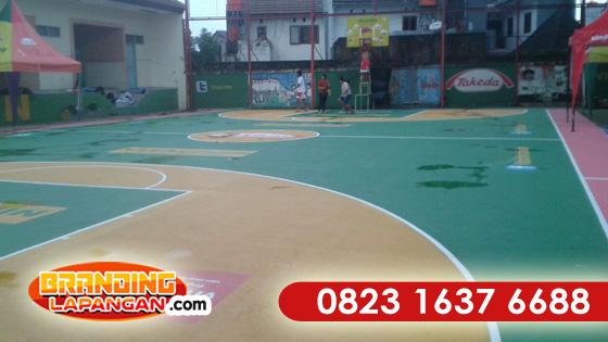 Pengecatan Lapangan Basket, Pengecatan Lapangan Tenis, Pengecatan Lapangan Futsal, Branding Lapangan, Pengecatan Lapangan Volly, Biaya Pengecatan Lapangan Basket, Harga Pengecatan Lapangan Basket