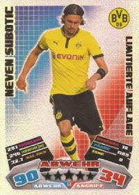 Match Attax 12//13-40-Neven Subotic