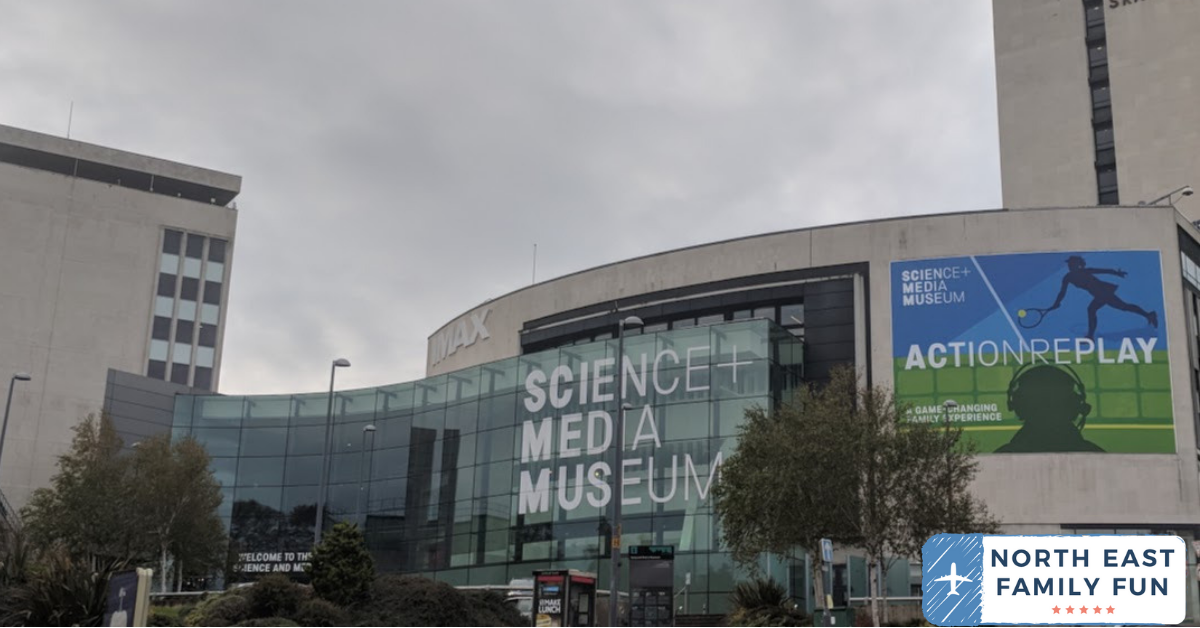 Rainy Day Trip Idea : National Science & Media Museum in Bradford
