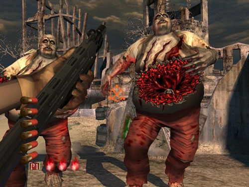Download The House of the Dead III PC Full Version