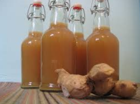 HOW TO MAKE DELICIOUS NATURAL GINGER ALE