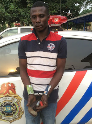 ATM robber