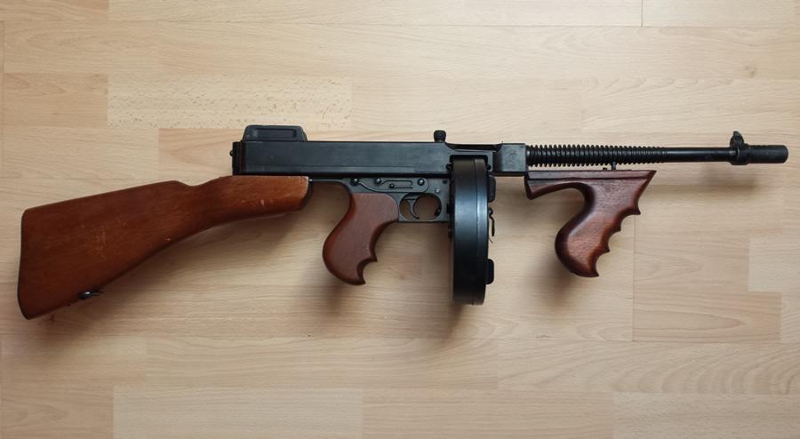 Original Tommy Gun