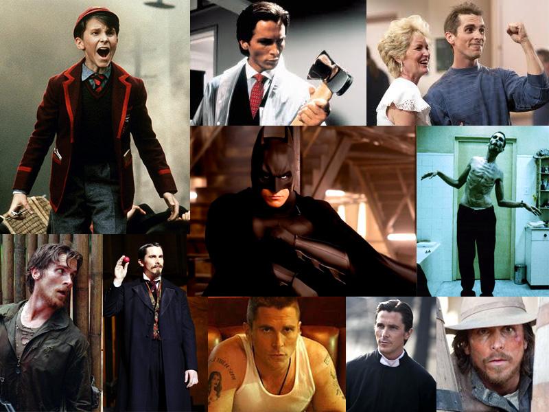 Christian Bale Filme