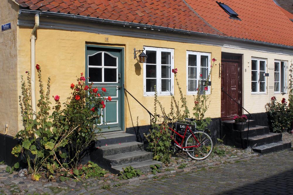 Tanska - Hääturistien ja meidän Ærø 5