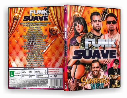 CAPA DVD – Funk Suave Suavão – ISO