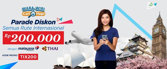 Promo Pesawat Tiket.com